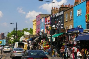 Camden i London