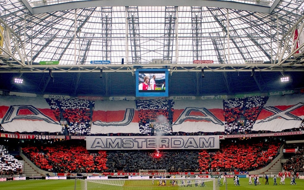 Fodbold i Amsterdam