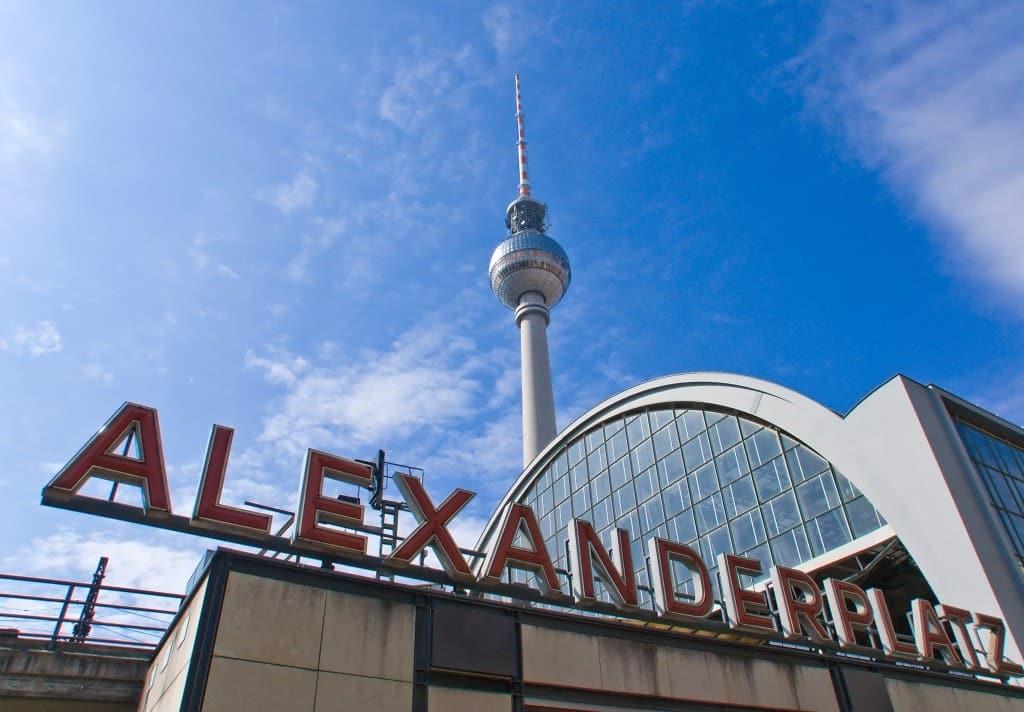 Hotel i centrum Berlin Alexanderplatz