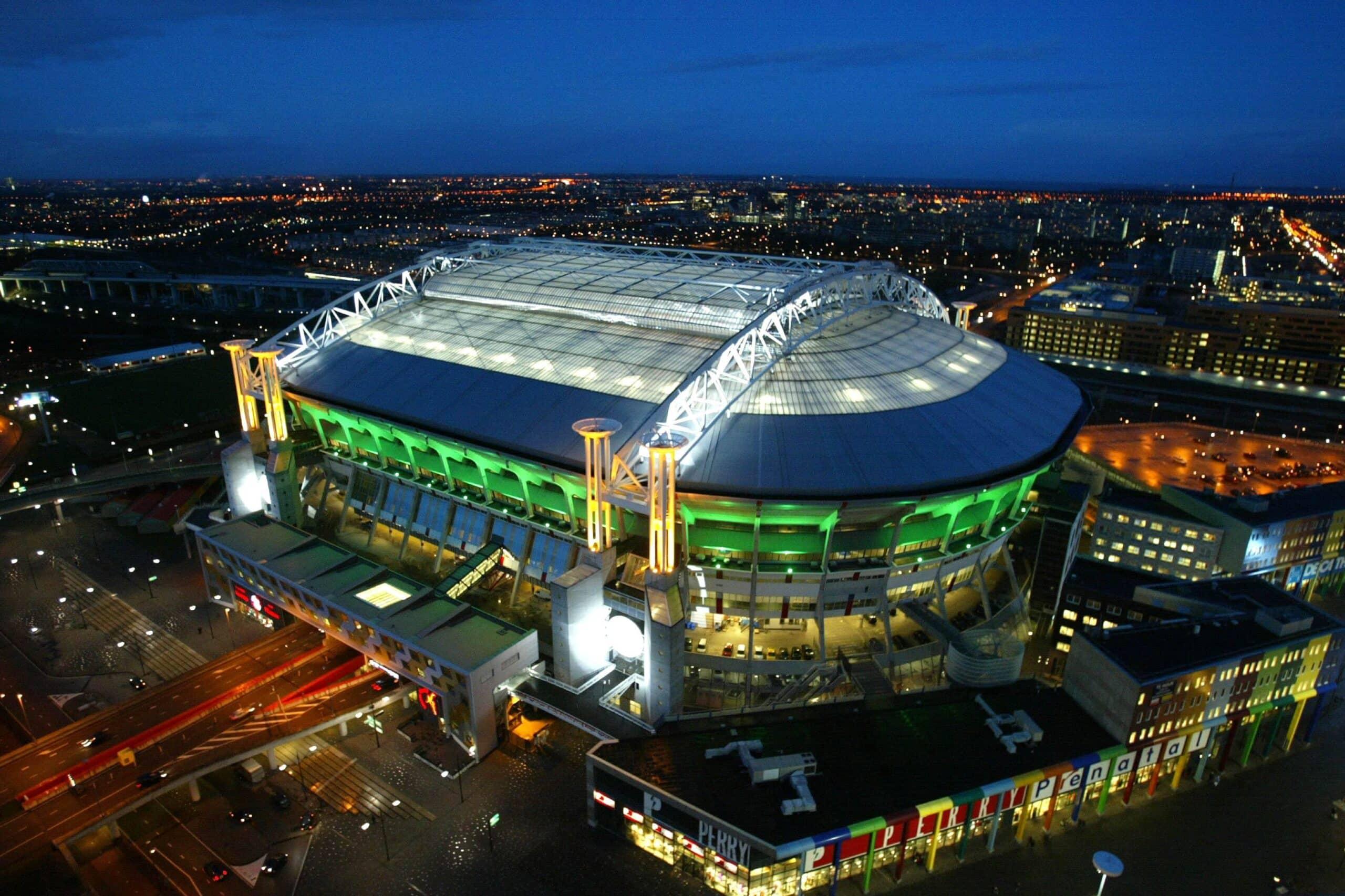 Stadion i Amsterdam