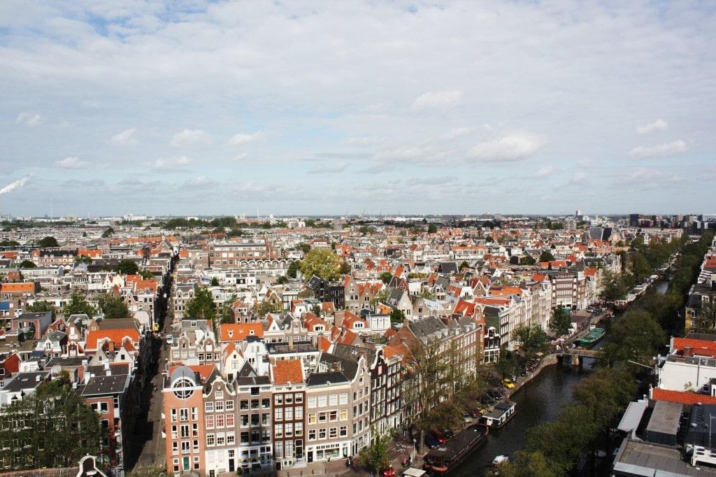 Hoteller i centrum Amsterdam