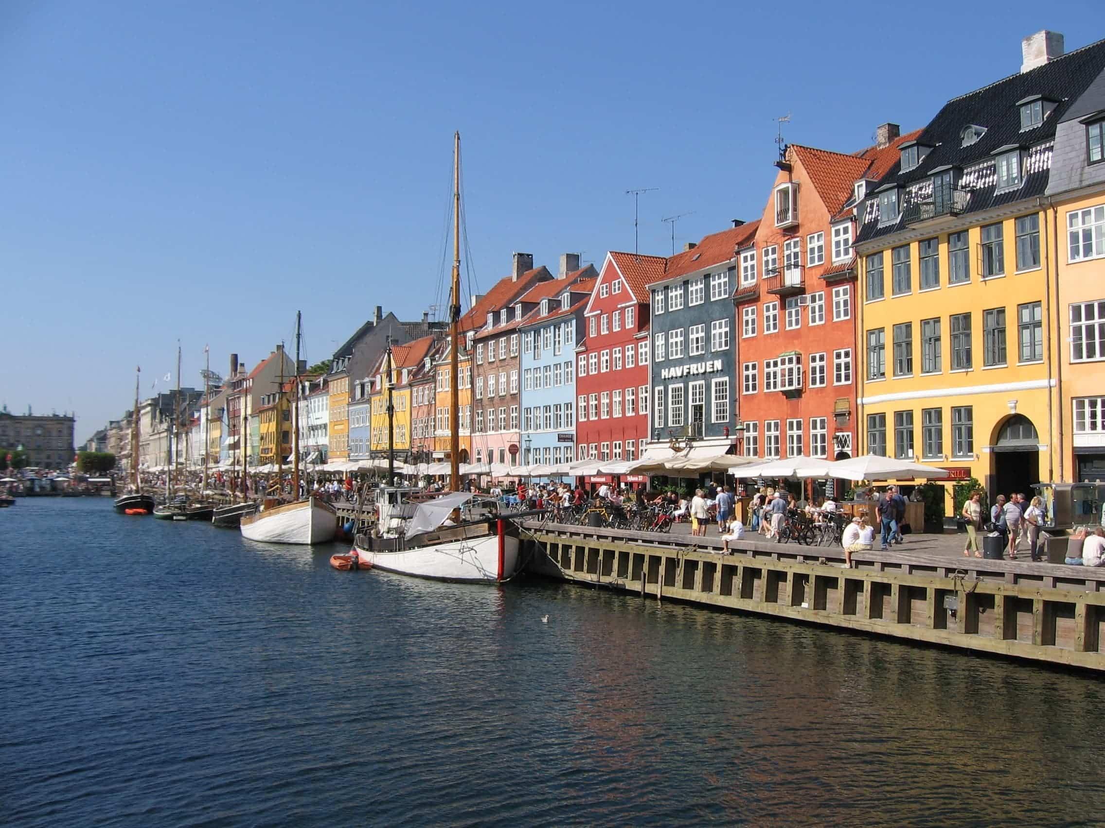 0821d7fc2f0 Hotel i København centrum - Guide til billig overnatning i KBH