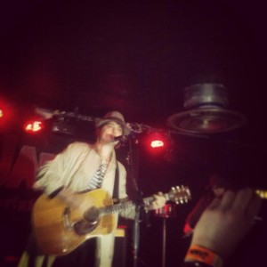 Peter Doherty live