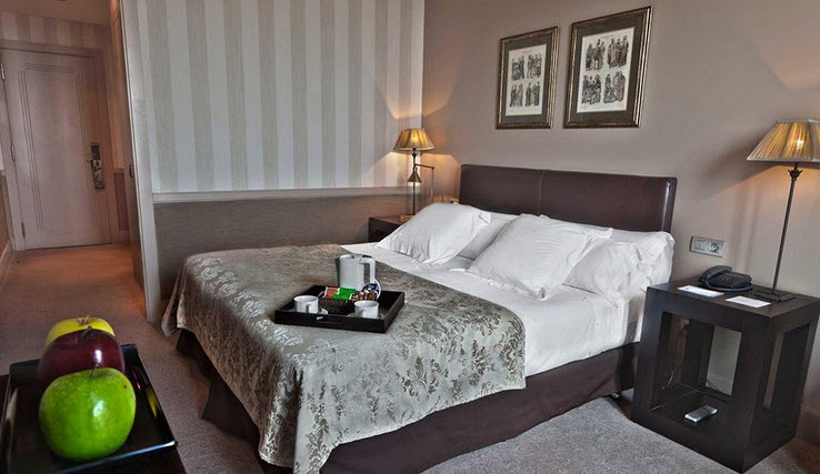 luksus hotel i centrum af Barcelona