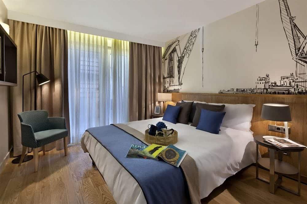 luksus hotel i Hamborg centrum