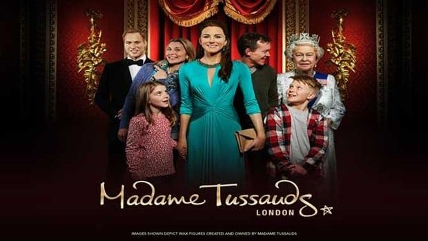 Madame Tussauds billetter