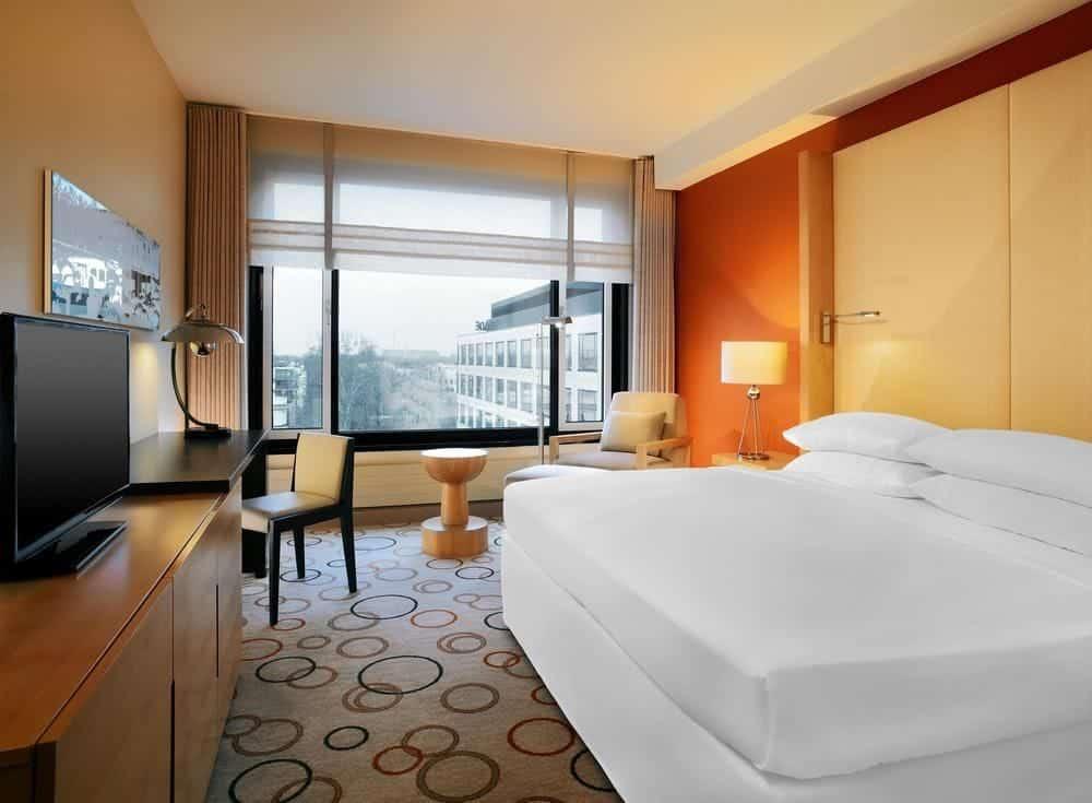 hotel i berlin centrum