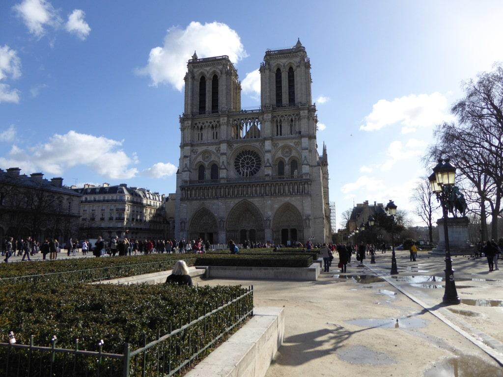 Seværdighed i Paris, Notre Dame