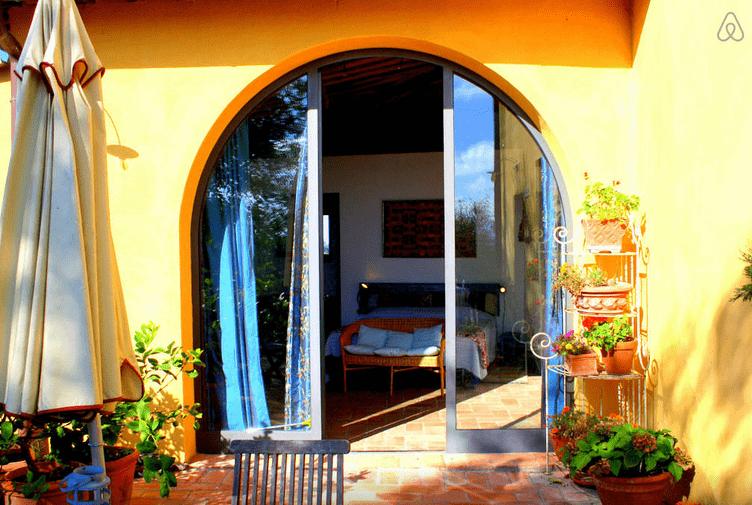 Toscana lejlighed