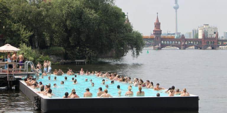 badeschiff berlin