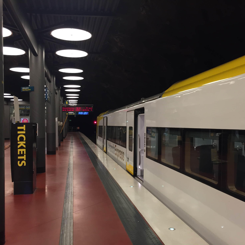 tog stockholm