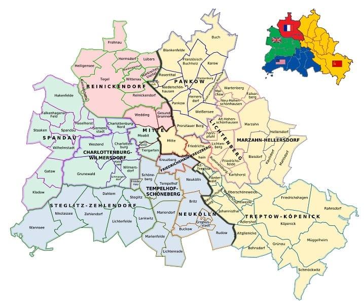 Billig Rejse Til Berlin Sadan Planlaegger Du En God Tur Til Berlin