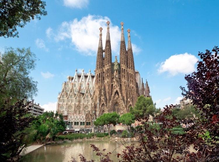 Barcelona seværdighed