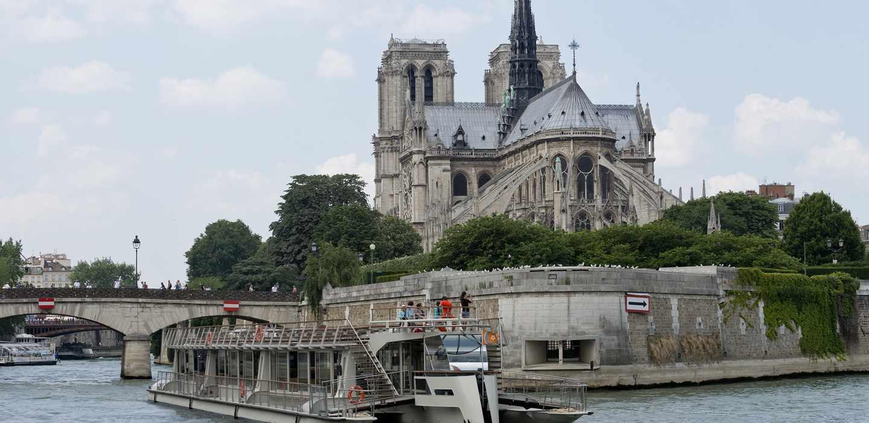 paris bådtur seinen