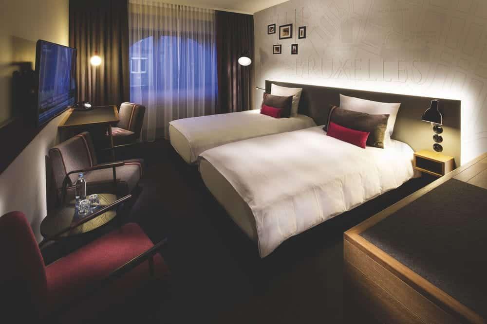 Penta hotel bruxelles