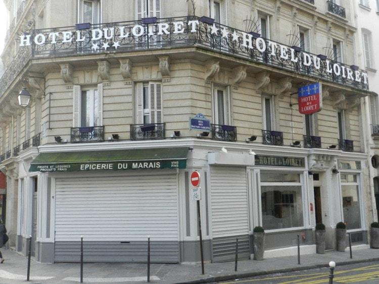hotel du loiret