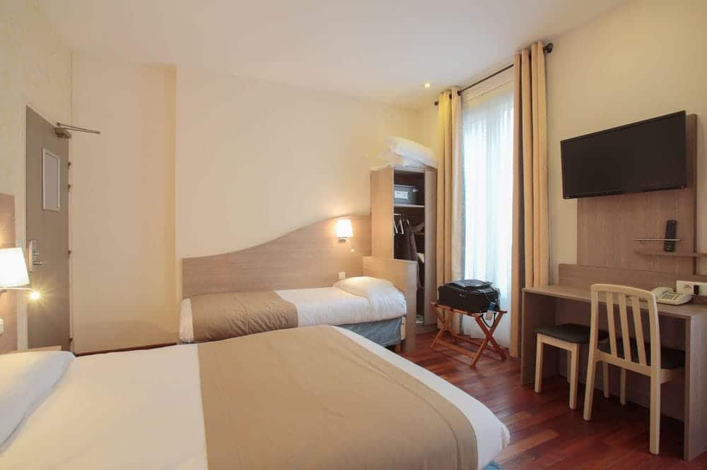 hotel paris centrum