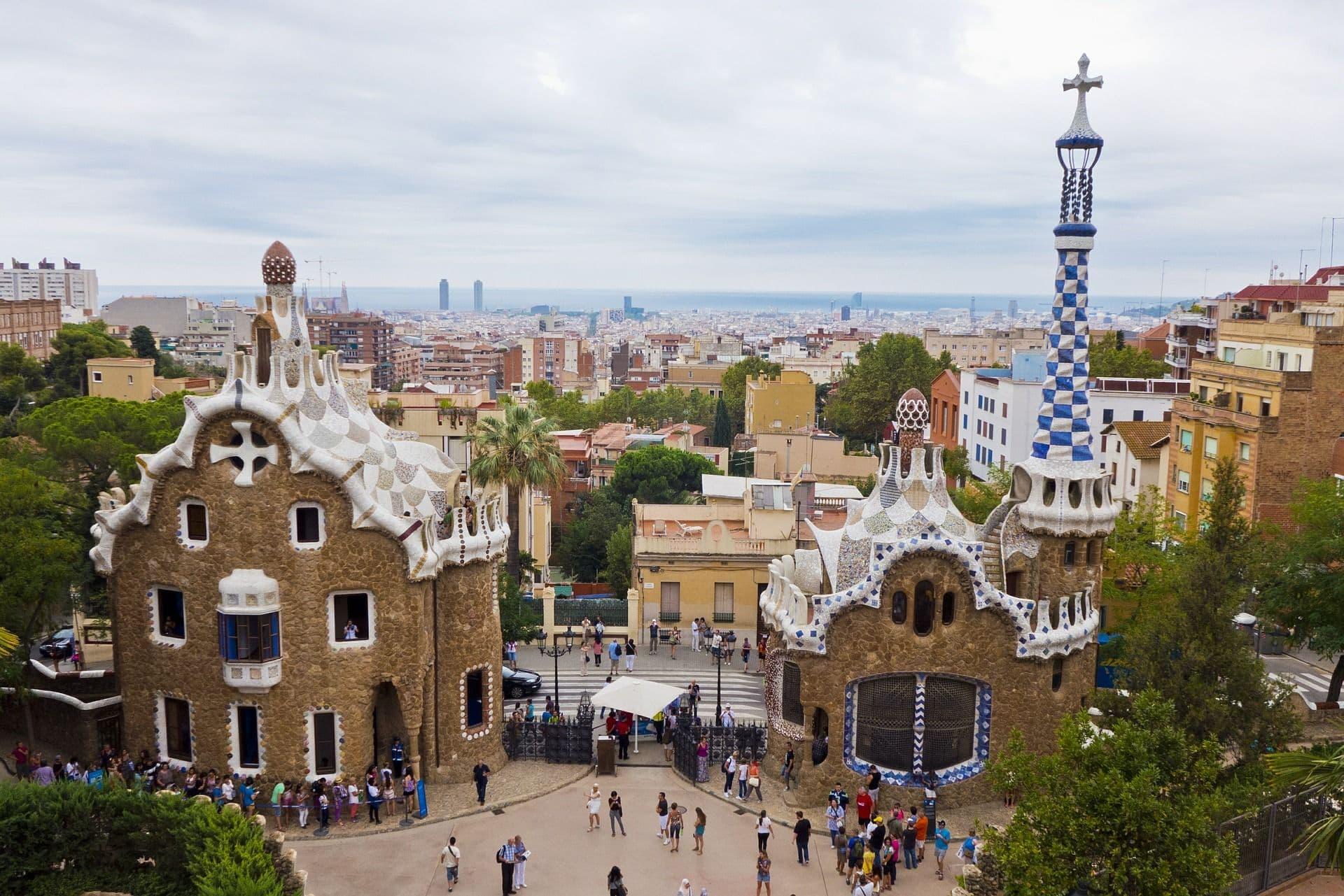 Fra Barcelona Lufthavn Til Centrum Stor Guide Til Transport