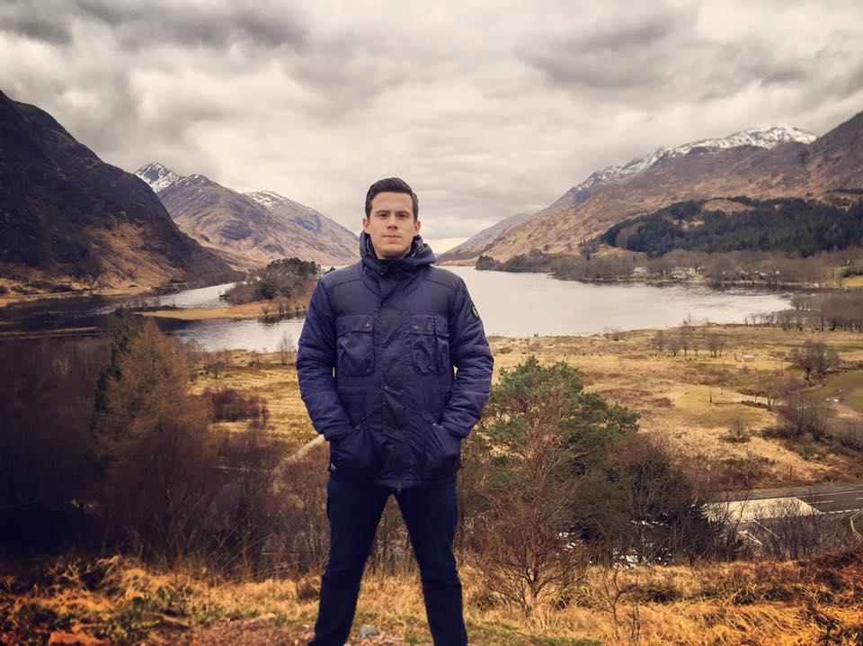 loch shiel skotland