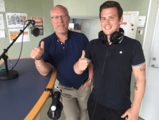 Kristoffer Føns Rejsekris Radio p4