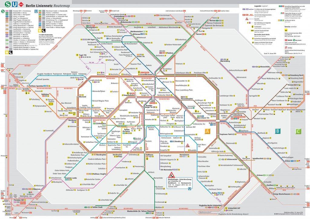 berlin offentlig transport kort