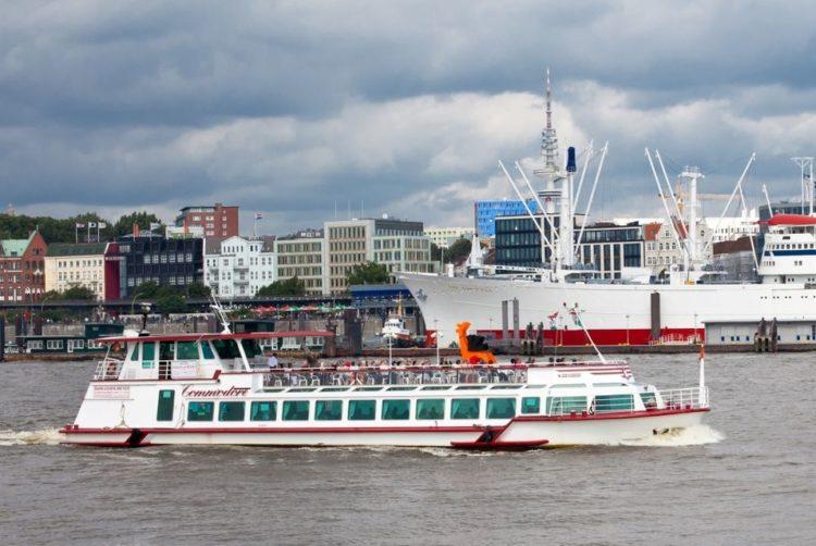 hamborg bådtur