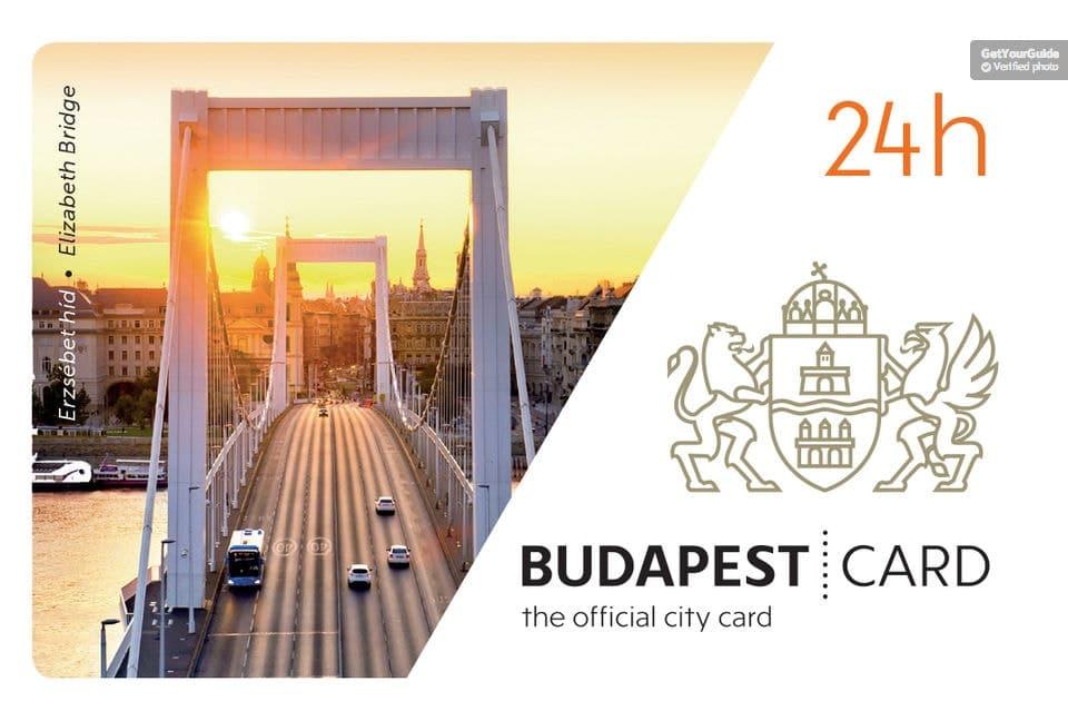 offentlig transport budapest