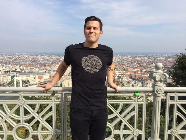 rejsekris budapest