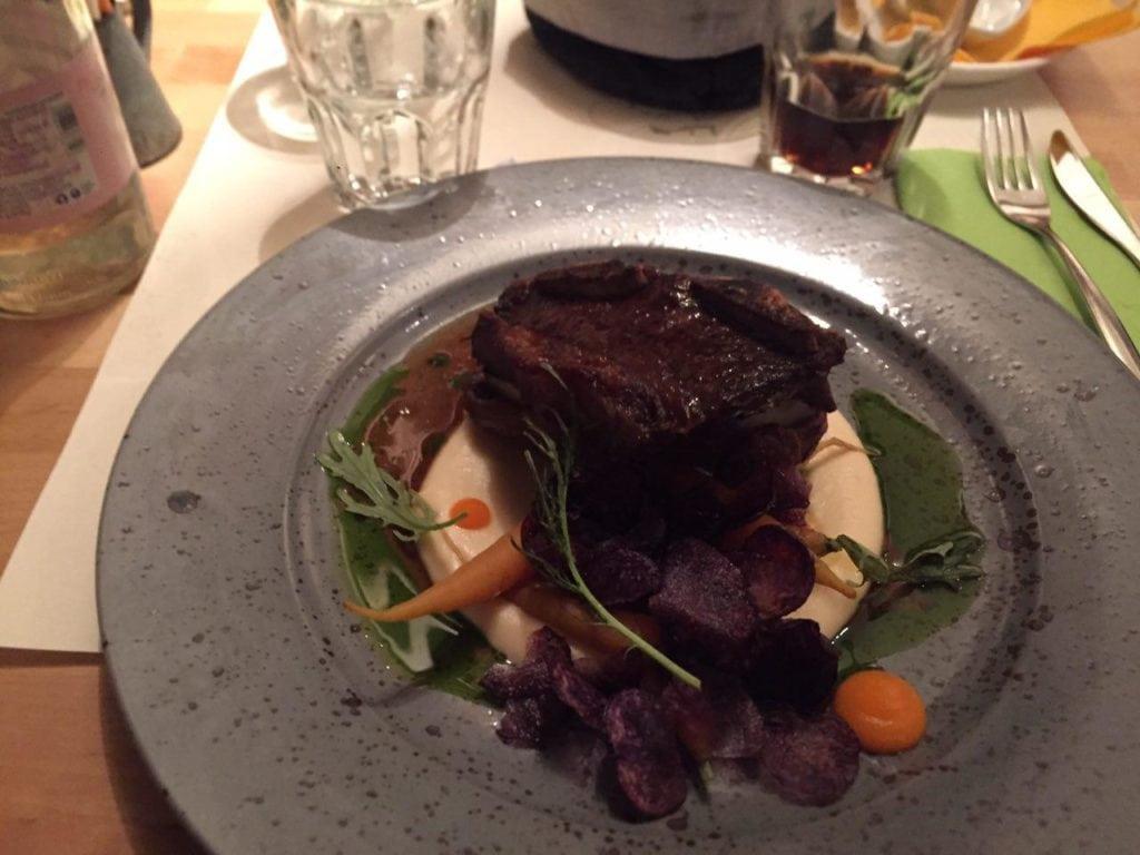 zeller bistro restaurant budapest