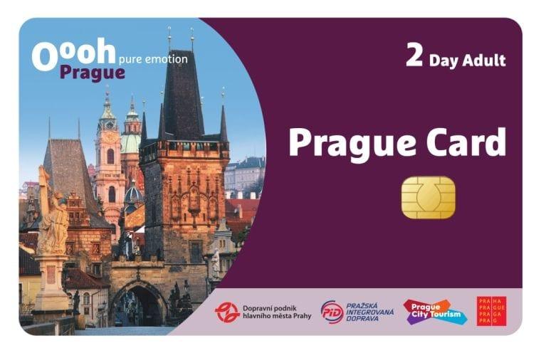 prag city card