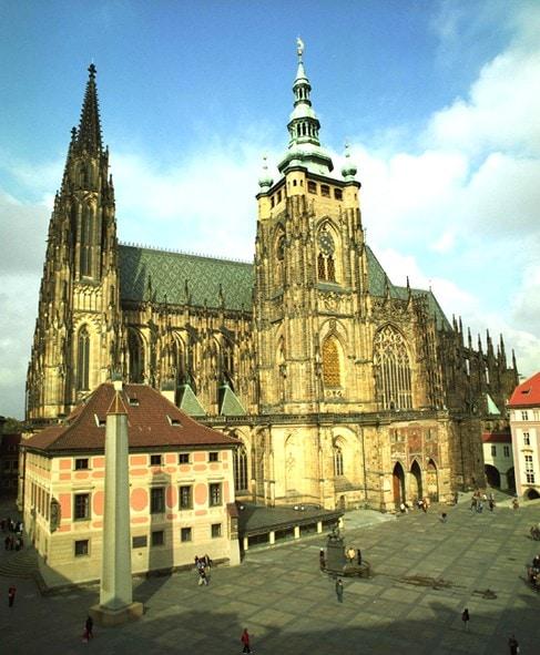 st vitus katedral prag
