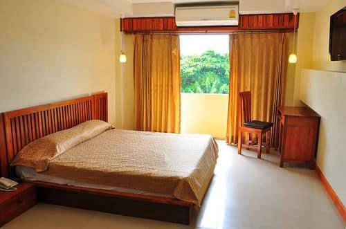 billigt hotel bangkok