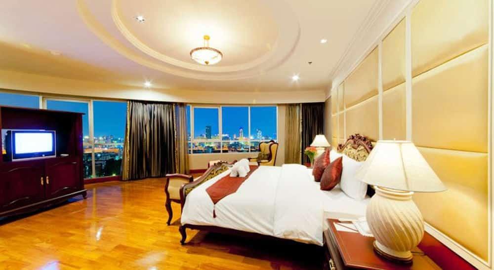hotel med børn bangkok