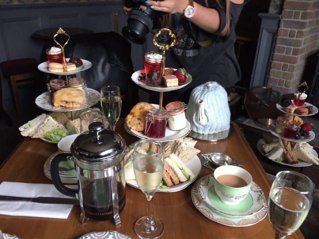 afternoon tea birmingham