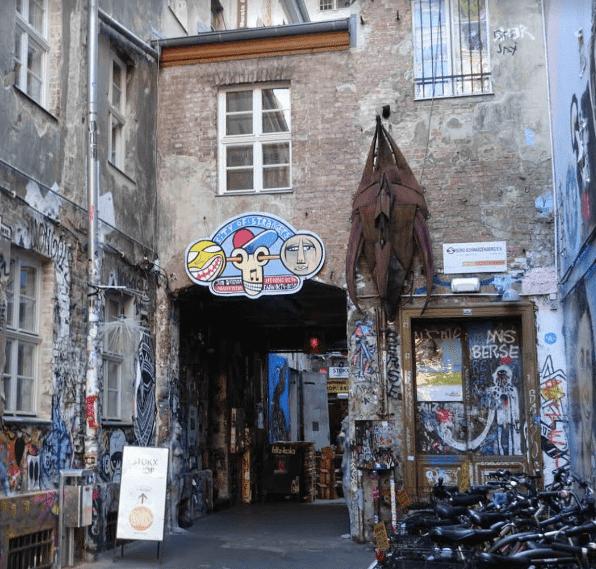 berlin rosenthaler str