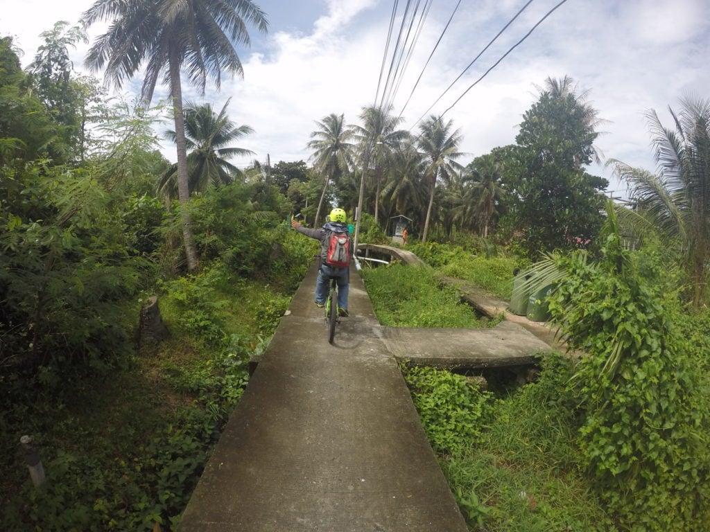 cykeltur bangkok