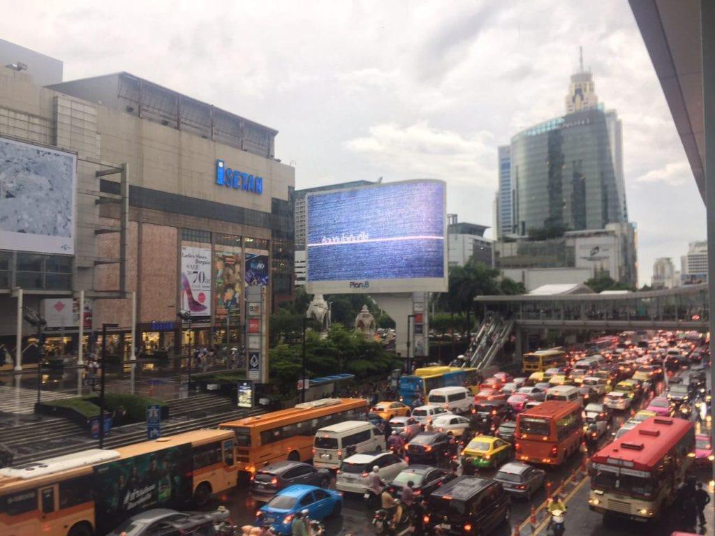 bangkok trafik