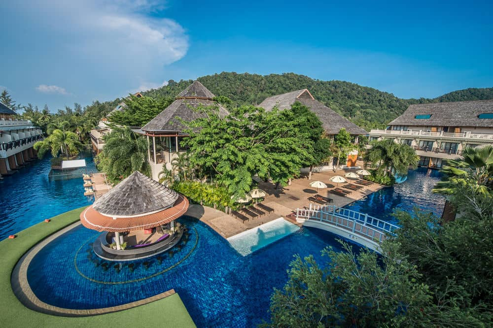 Lanta Cha Da Beach Resort And Spa Emerald