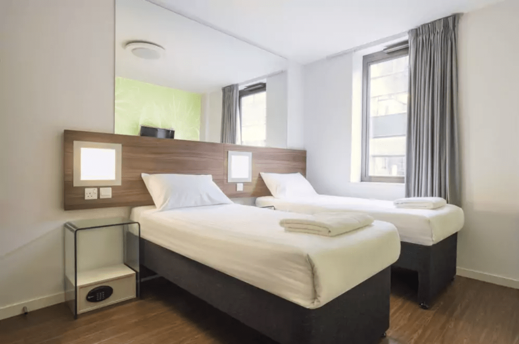 billigt hotel london