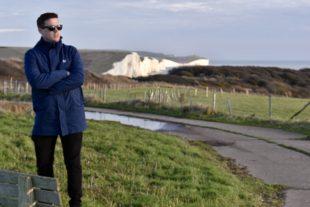 Rejsekris Kristoffer Føns England
