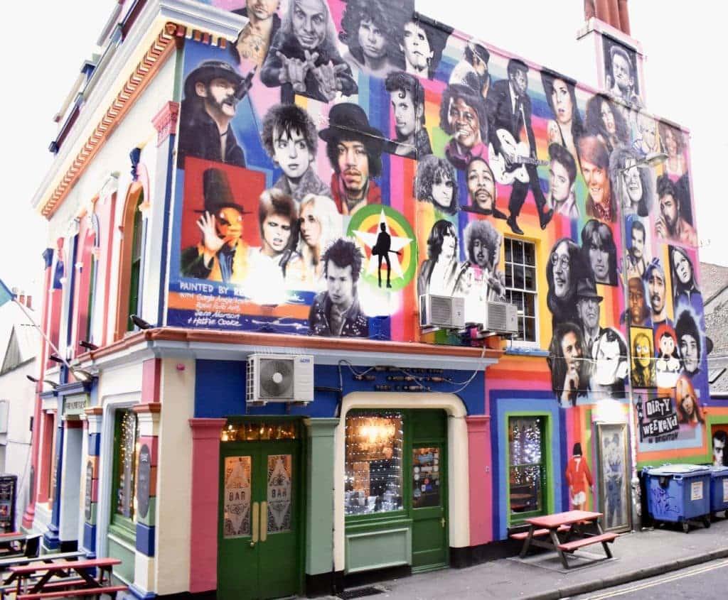 Prince Albert Brighton pub