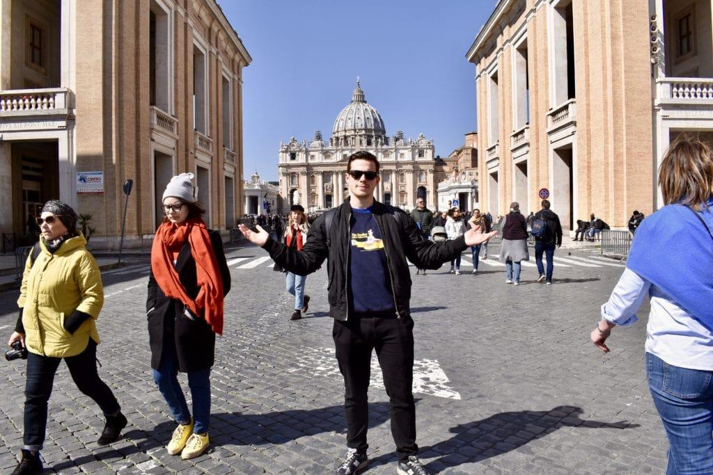 Vatikanet Peters kirken