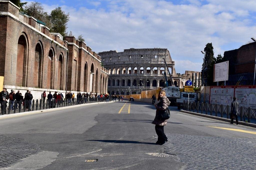 sevaerdigheder rom