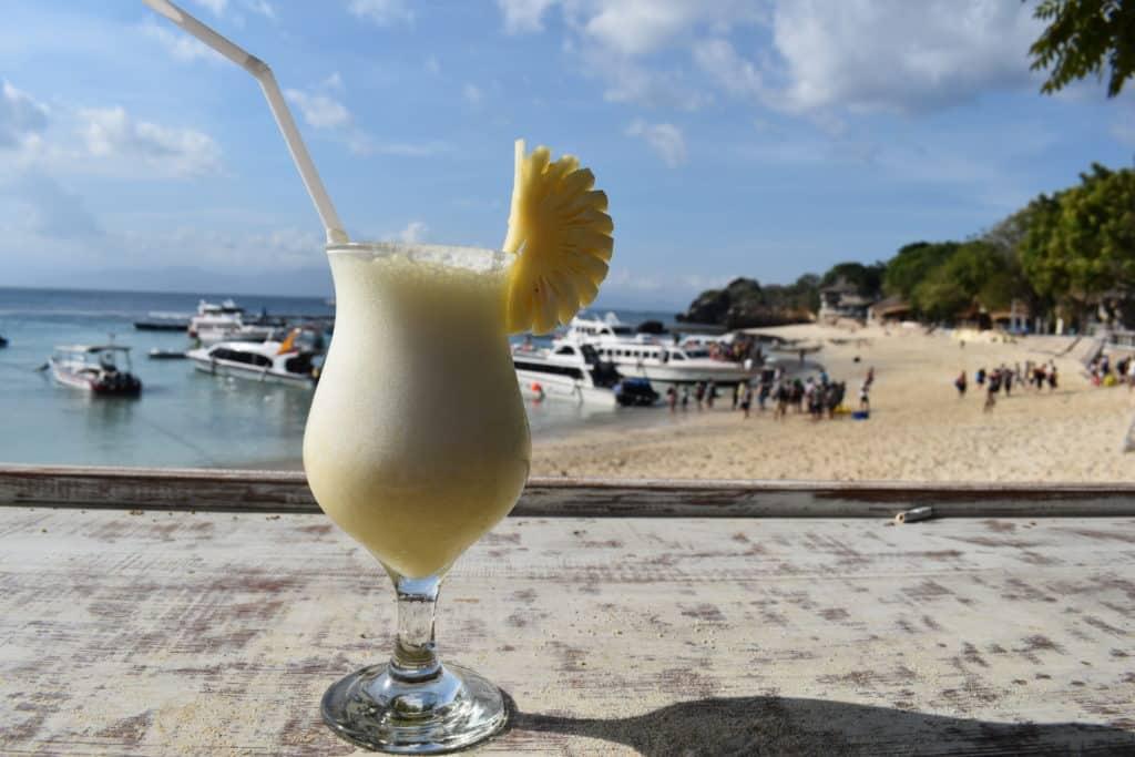 Nusa Lembongan ved Bali - Anbefaling af Hotel og Rejsetips