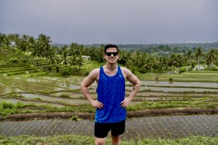 Rejsekris Kristoffer Føns Bali