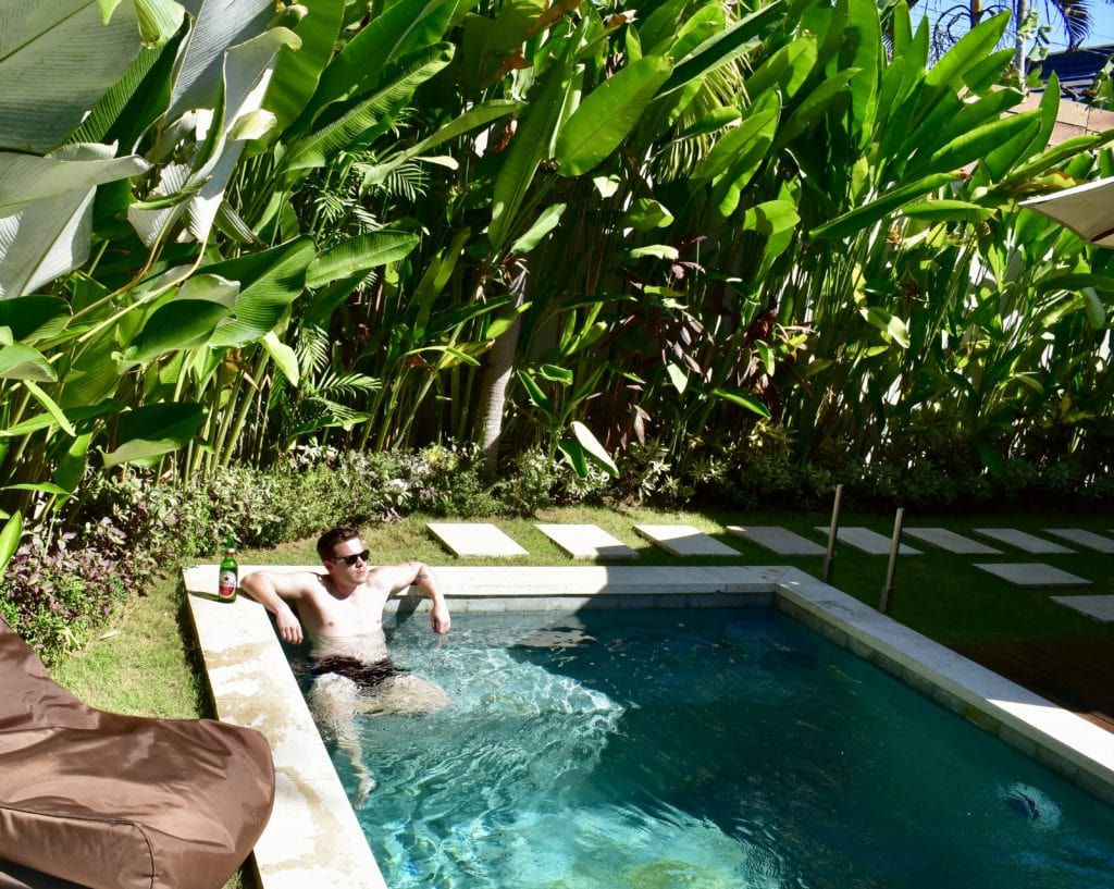 Rejsekris Bali