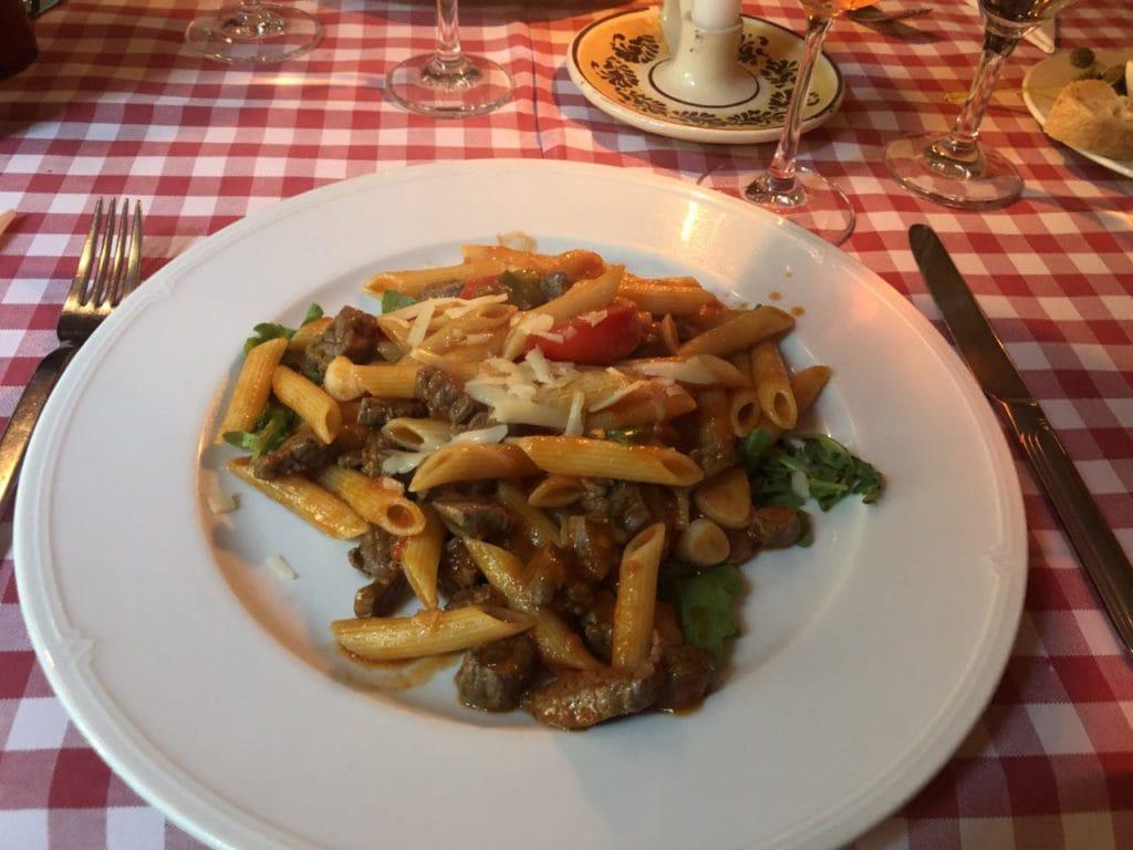 italiensk restaurant berlin