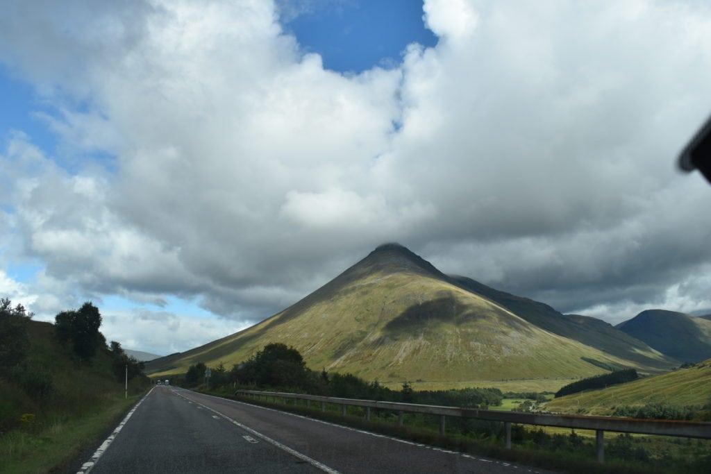 Køre bil skotland