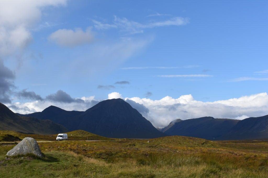 Glencoe Skotland
