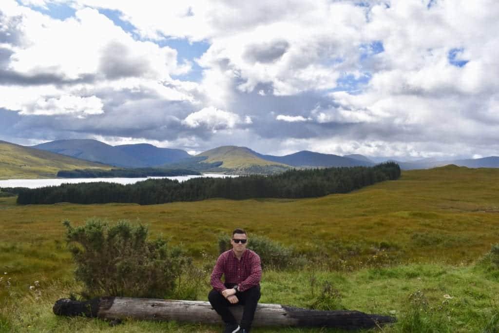 rejsekris skotland
